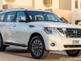 Рестайлиноговый Nissan Patrol 2014 в России
