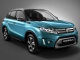Первое фото нового Suzuki Vitara 2015