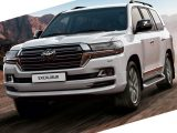 Рестайлинговый Toyota Land Cruiser 200 2017-2018 (фото, цена, видео)