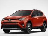Рестайлинговый Toyota RAV4 2016 в России (цена, фото)
