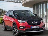 Новый гибридный кроссовер Opel Grandland X Hybrid4 (фото, цена, видео)