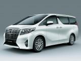В России отзывают Lexus NX и Toyota Alphard 2015