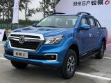 Пикап Dongfeng Ruijing 6 – копия Nissan Navara (фото, характеристики)