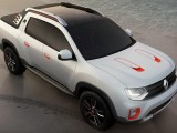 Прототип пикапа Renault Duster Oroch 2014 (фото, видео)
