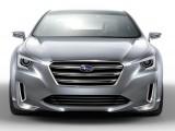 Прототип нового Subaru Legacy 2014 (фото)
