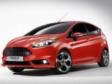 Новый пятидверный хэтчбек Ford Fiesta ST 2013