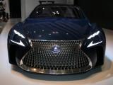 Концепт водородного седана Lexus LF-FC 2015 (фото, видео)