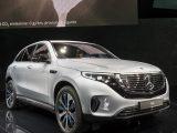 Новый электромобиль Mercedes-Benz EQC 400 4MATIC (фото, характеристики, запас хода, дата выхода)