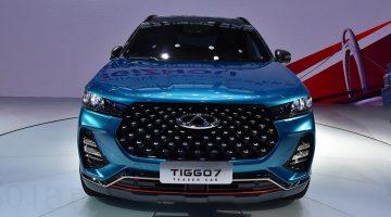 Новый Чери Тигго 7 2020 фото, цена, технические характеристики
