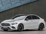Новый седан Mercedes-Benz A-Class 2019 (фото, цена, комплектация)