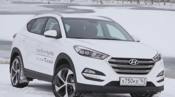 Hyundai Tucson 2016 тест-драйв (видео)
