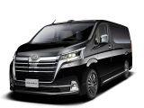 Представлен роскошный минивэн Toyota GranAce 2020
