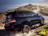 В США показали новый Toyota Land Cruiser 200 Heritage Edition 2021 (цена, фото, характеристики)