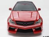 Новый обвес Mercedes C-Class от Misha Designs (фото)