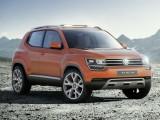 Концептуальный Volkswagen Taigun 2014 (фото, видео)