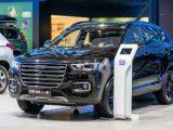 «Заряженный» Haval H6 GT 2020 представлен в Китае (цена, фото, видео)